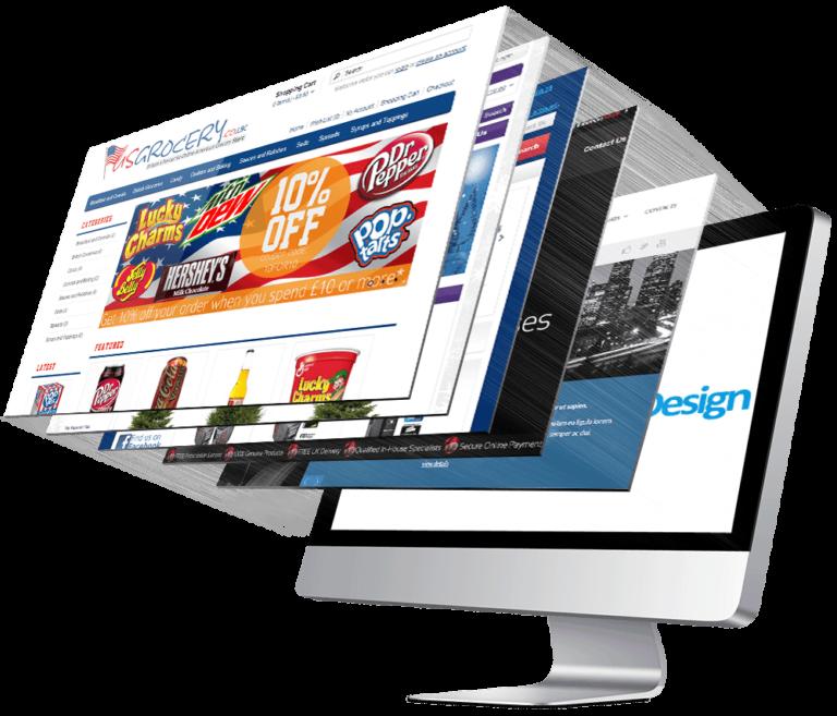 Дизайн на сайт или онлайн магазин