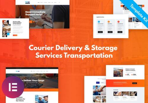 Courier+Delivery