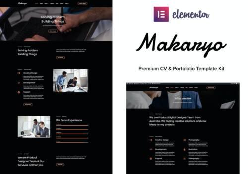 Cover+Makaryo
